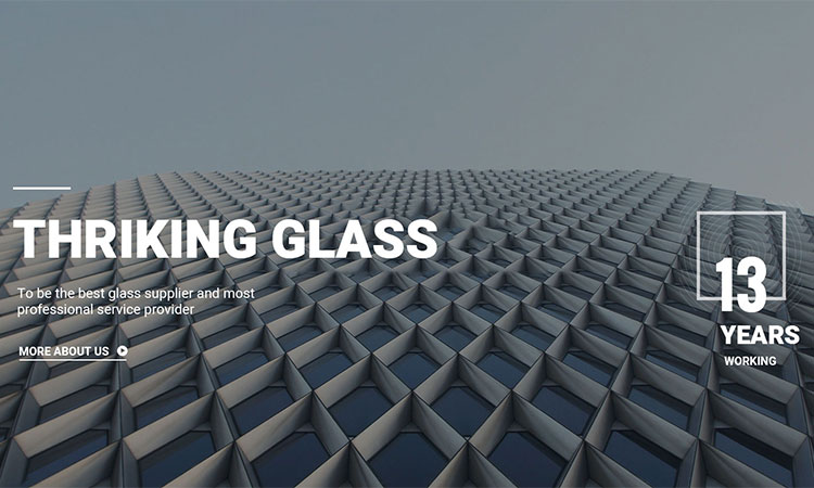THRIKING GLASS