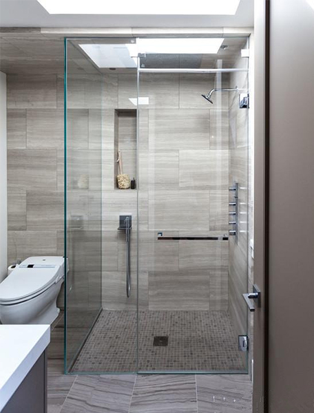 tempered glass for shower