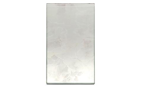 Silver colored Antique mirror for bathroom home decoration