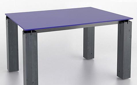 "36 ""x48"" rectangular tempered table top"