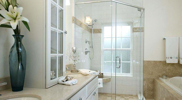 Will the shower room glass explode after long time usage? What kind of shower room glass is safe?