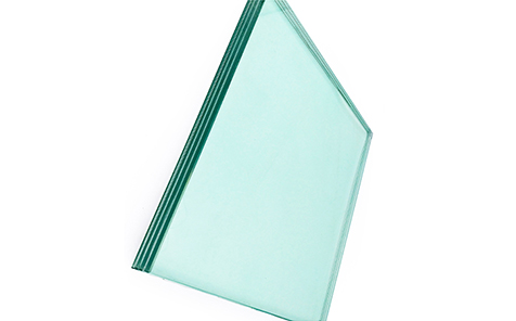 Multilayer laminated glass for stairs(Accept custom size and thickness)