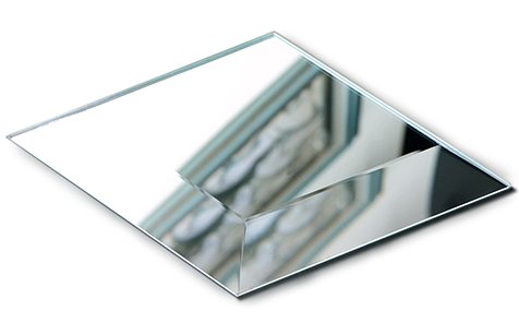 Safety mirror shatterproof mirror for decorative