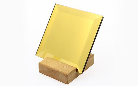 Color bevel safety mirror shatterproof mirror