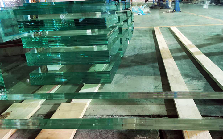 Multilayer laminated glass for museums(Accept custom size and thickness)
