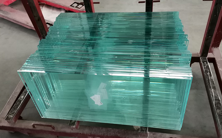 Multilayer tempered laminated glass(Accept custom size and thickness)