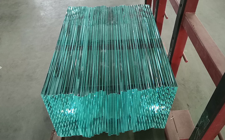 Multilayer laminated glass for shopping malls(Accept custom size and thickness)